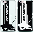 Ice hockey phone case 1