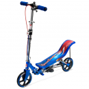 Space scooter blue