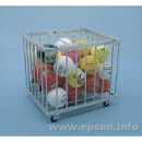 Standard equipment & ball trolley