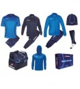 Box Fauno 7 pcs blue