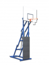 S04012 recreational basket and mini-basket unit