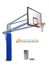 S04036 olympic and monotubular basketball backstop