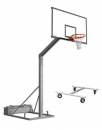 S04038 olympic and monotubular basketball backstop
