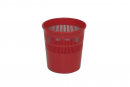 S07420 Coloured plastic trashcan