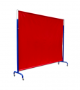 S07606  Colored PVC dividing panel
