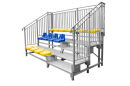 S07660 Lateral hand rails