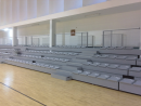 S07664 Telescopic grandstand for indoor use