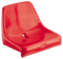 S07692 Fireproof colored polypropylene seat