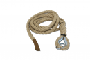 S00774 Climbing hemp rope, length 6 mt