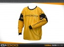 Oxdog blocker goalie shirt orange blk